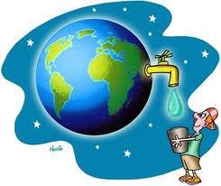 Cuidemos el agua!