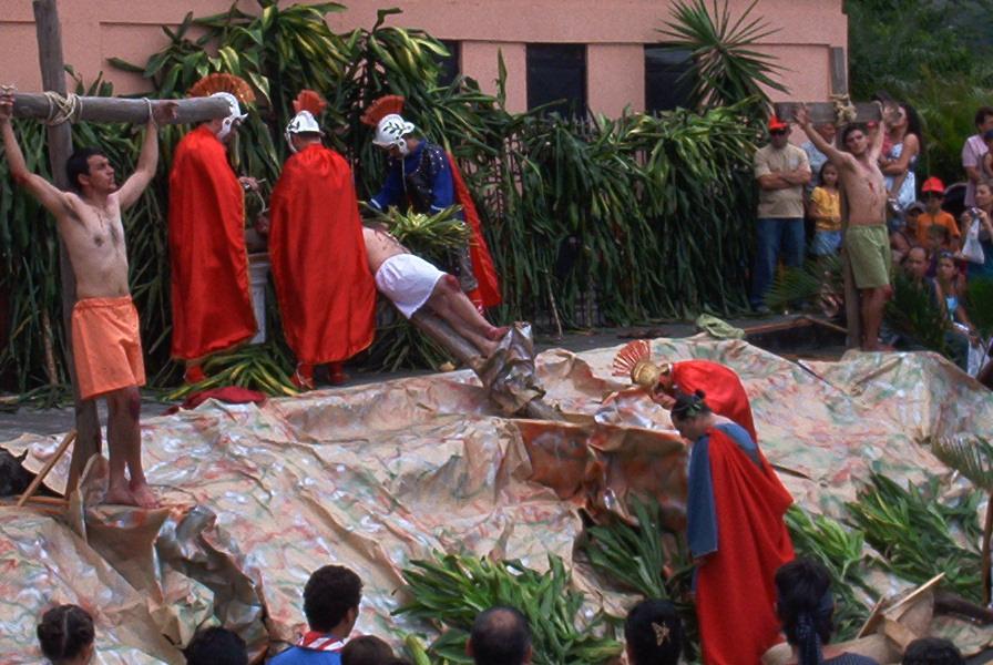 Viernes Santo - Crucifixión 43