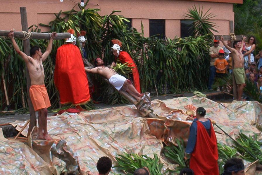 Viernes Santo - Crucifixión 44