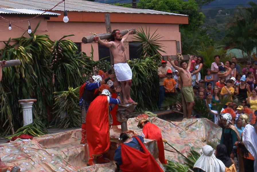 Viernes Santo - Crucifixión 45