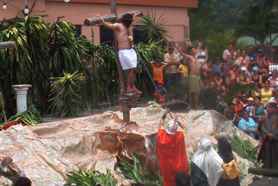 Viernes Santo - Crucifixión 46
