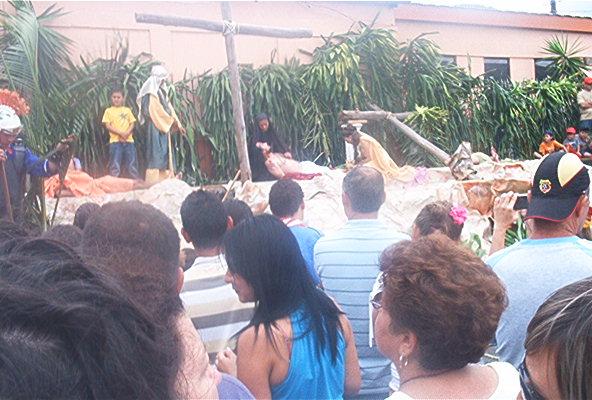 Viernes Santo - Crucifixión 47