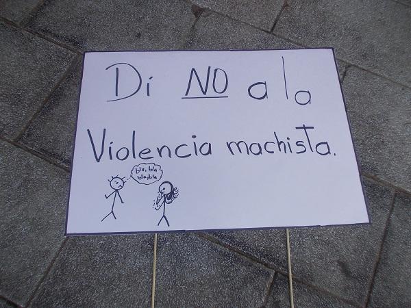 Di no a la violencia machista