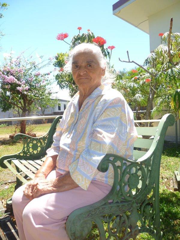 Doña Luisa Fernández de Zetillal de Santa Bárbara