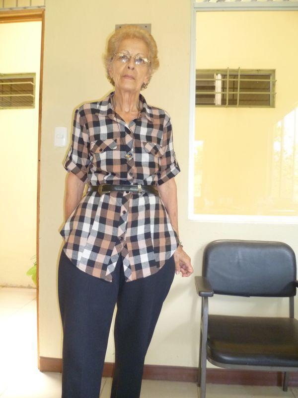 Doña Maria Cecilia Alfaro