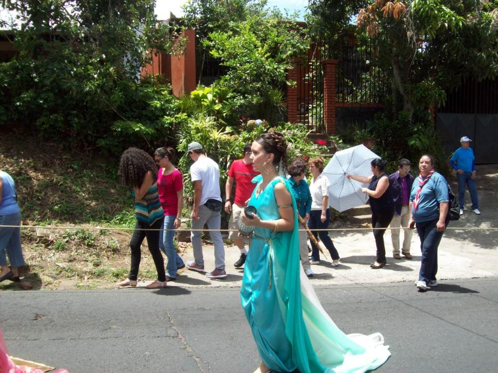 SEMANA SANTA 2014 VIERNES EN LA MAÑANA