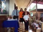 Donación de libros y útiles escolares