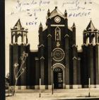 Templo Parroquial de Santa Barbara 1954